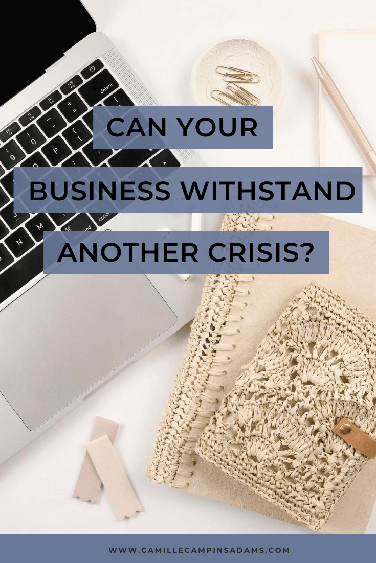Can your business withstand another crisis?