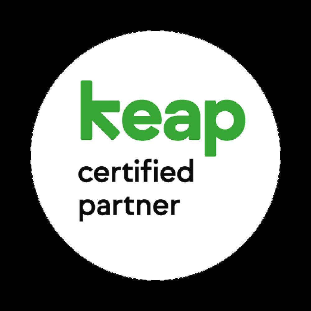 Keap Certified Partner